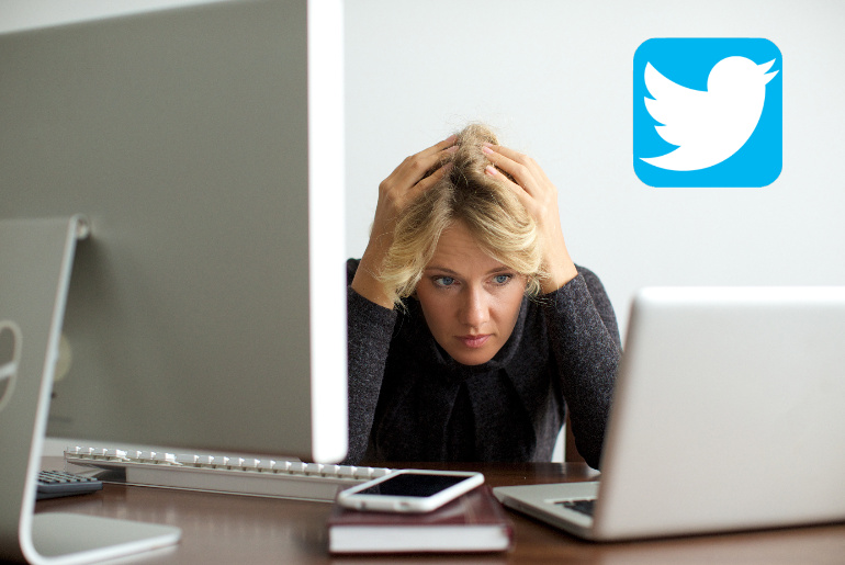 Twitterでアカウントが作れない時のあるモノを使った簡単対処法